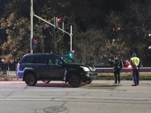 Две деца са били блъснати тази вечер на столичния булевард
