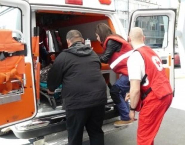 Plovdiv24.bg14-годишното момиче, което пострада тежко при катастрофата на булевард