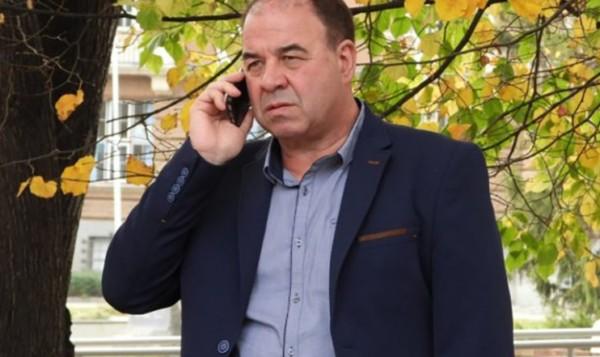 Шефът на Пътно управление Перник и общински съветник Петър Басмаджиев