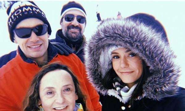 Холивудската звезда с български корен Нина Добрев тази година наруши