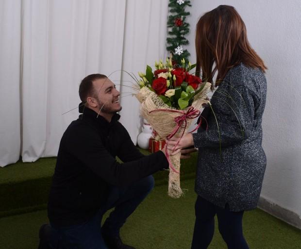 Снимка: Нестандартно предложение за брак трогна екипа на АГ Болница – Варна