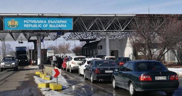 По искане на гръцките власти на граничните пунктове