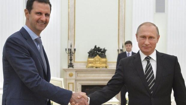 Руският президент Владимир Путин пристигна днес на необявено предварително посещение