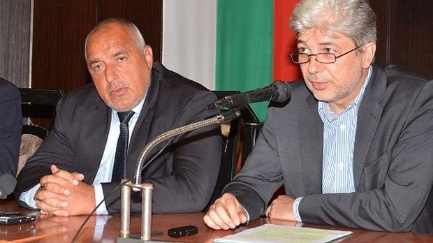 В кабинета на министър-председателя Бойко Борисов бе депозирана оставката на