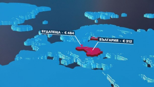 bTVЕврокомисията започва консултации за обща европейска минимална заплата. Ако достатъчно