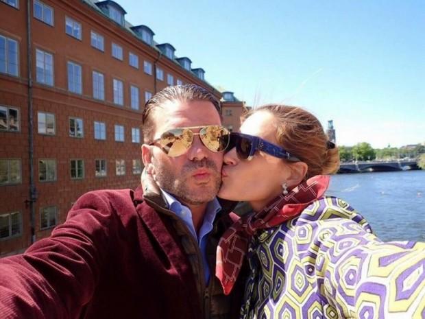 Доктор Ангел Енчев и неговата бивша другарка в живота –