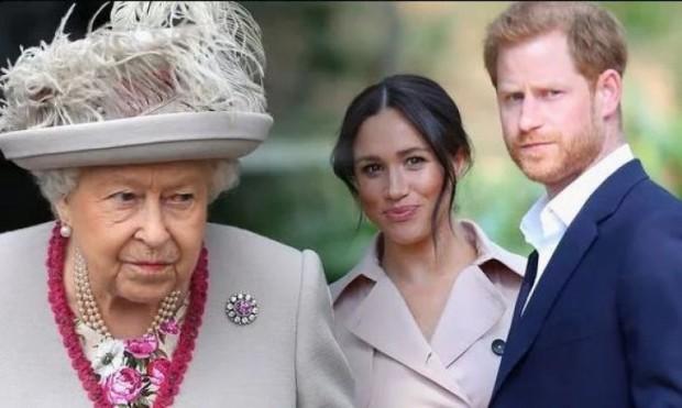 Принц Хари и съпругата му Меган вече няма да бъдат