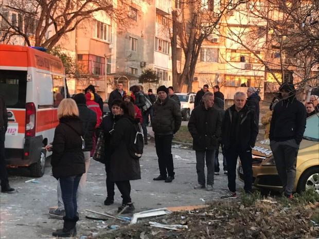 На 13 януари в 4:20 сутринта адски взрив и последвал