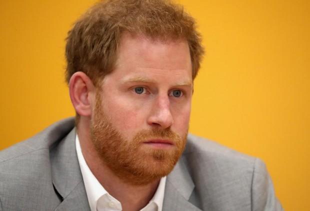"""Британският принц Хари изрази """"голяма тъга"""