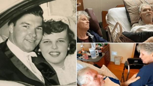 Асошиейтед Прес> Джек и Хариет МорисънДжек Морисън, на 86 години