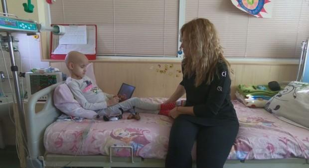 7- годишно момиченце от Димитровград се бори за живота си.