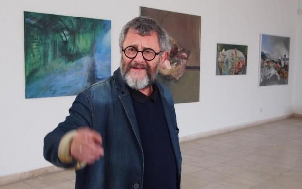 БГНЕСГолемият български художник Андрей Даниел е починал тази нощ, съобщиха