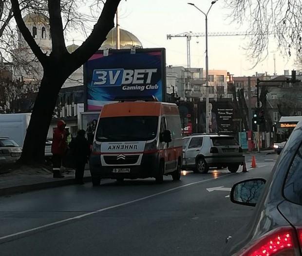 Виждам те КАТ-ВарнаВчера около 07:00 часа, на кръстовището на ул.