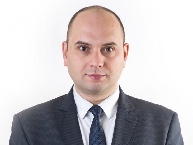 Народният представител от ПП ГЕРБ Павел Христов ще има приемен