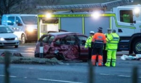 dailyrecordПенсионерът, който прегази двама българи, излетели от автомобил при катастрофа