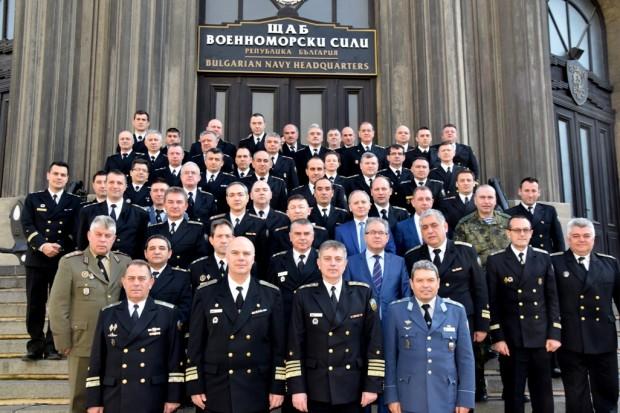 На 28 януари 2020 г. в Щаба на Военноморските сили