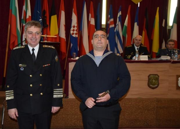 На 28 януари 2020 г. в Щаба на ВМС, със