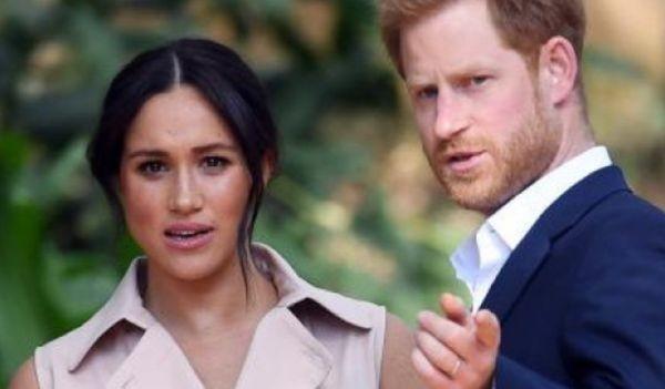 Установяването на Принц Хари и съпругата му Меган в Канада