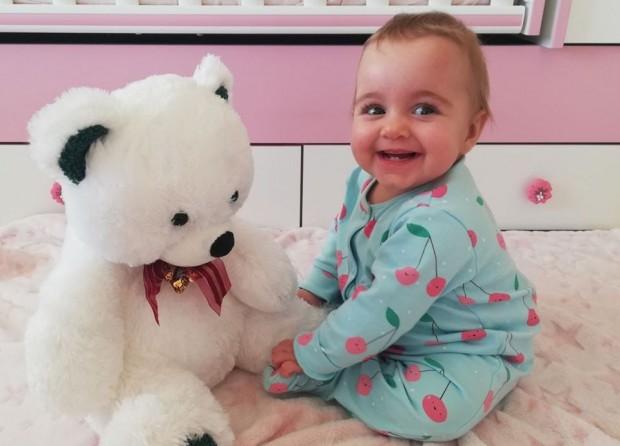 ФейсбукРодителите на бебе Калина от Варна споделиха добри новини, видя
