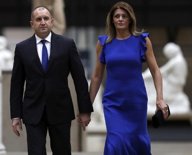Съпругата на президента Румен Радев направи първи коментар на разпространените