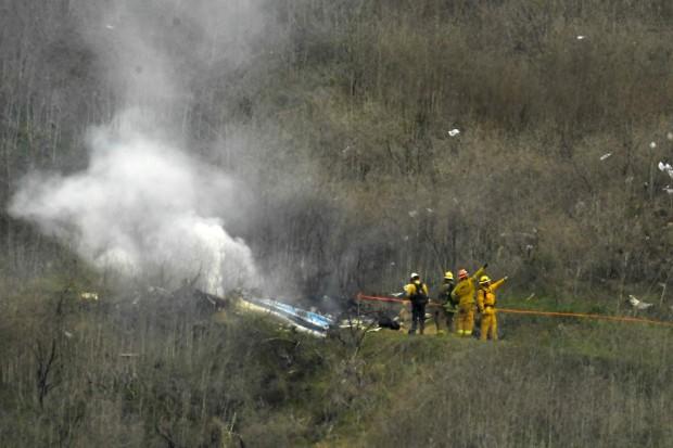 Хеликоптерът Сикорски Ес-76Б, в чиято катастрофа в Калифорния загинаха девет