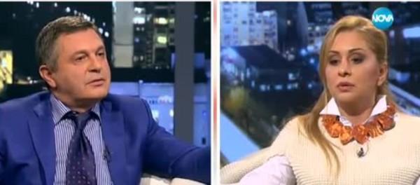 ТВ водещиятМилен Цветковза пореден път откри любовта.Избраницата му еМилена Иванова-ЕА,до