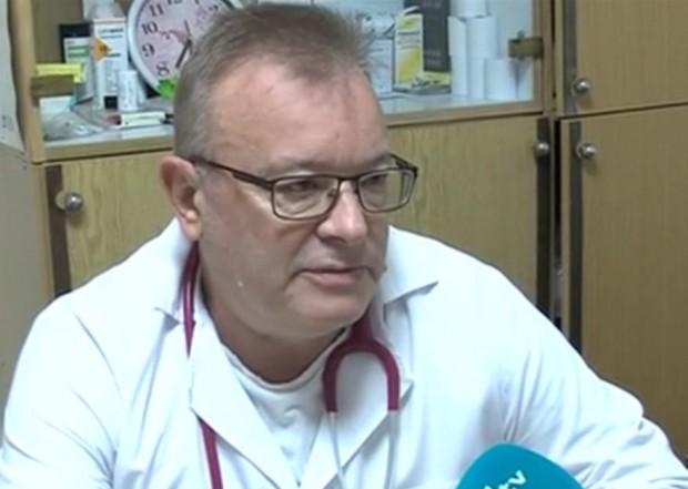 Д-р Люсиен Михов, общопрактикуващ лекар в Катунци, е пребит по