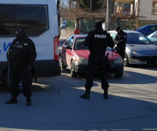 Под ръководството на Окръжната прокуратура в Добрич тази сутрин започна