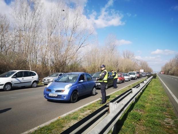 btv Протест блокира днес на обяд движението на пътя Бургас