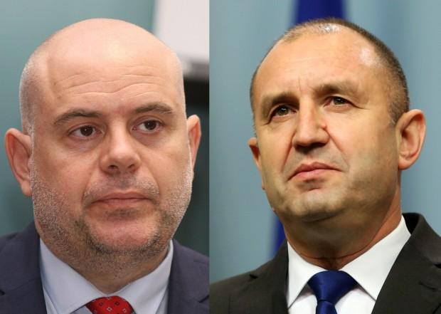 БГНЕСКонституционният съд решава дали е допустимо искането на главния прокурор