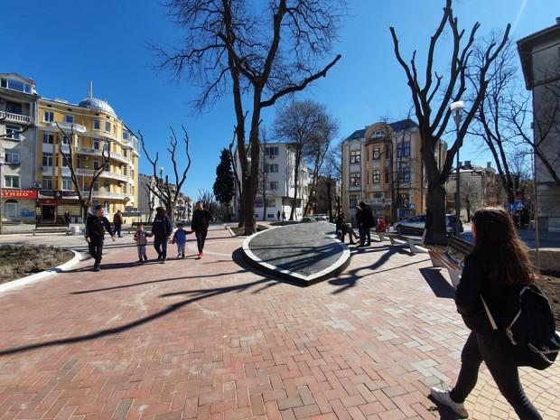 Вторият проект обхваща ул.