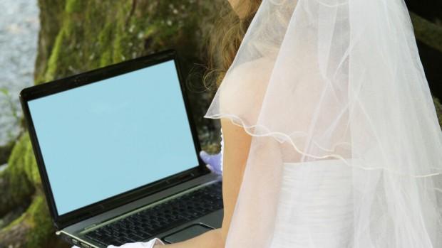 Онлайн бракосъчетания започна да извършваобщината в Истанбул, за да попречи