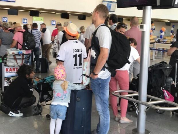 Република Северна Македония- Към момента летище