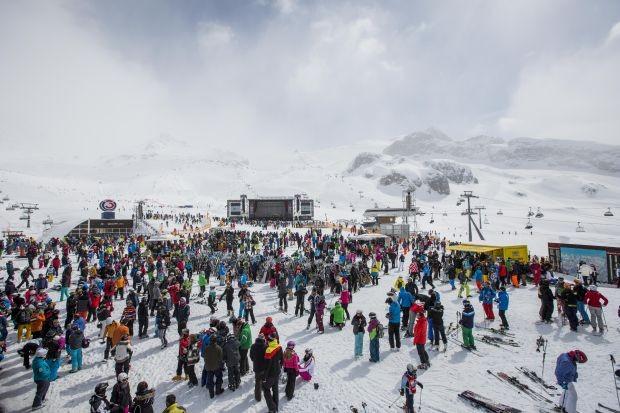 GettyImagesДесетки българи стоят като заложници в зимен курорт в Австрия
