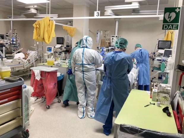 БГНЕСВ италианската болница
