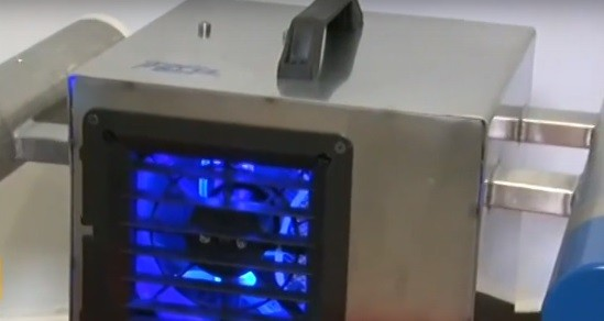 Българскиятпрофесор Жеко Ганев произвежда генератор, с който твърди, че евъзможно