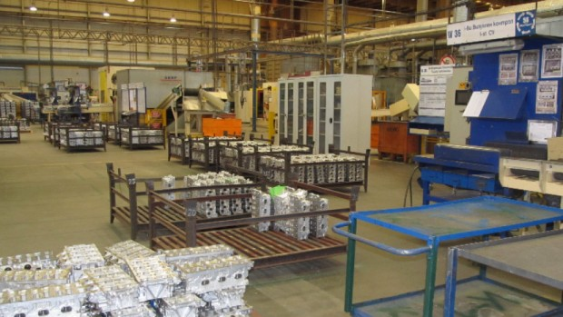 БГНЕСНай-големият завод за производство на автомобилни части в Пазарджик временно