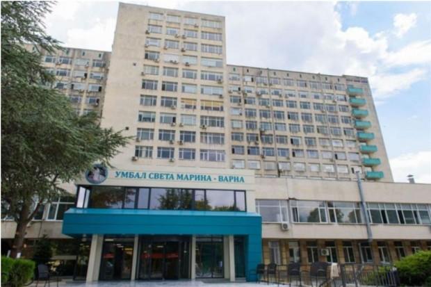 От инфекциозната клиника в УМБАЛ