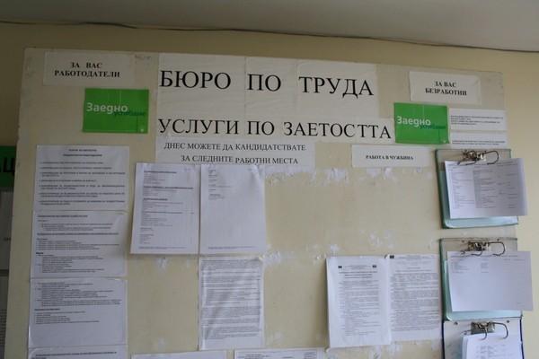 9909 души са останалибез работа след обявяването на извънредното положение
