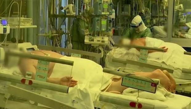 ReutersПет са новите случаи на COVID-19 по данни на Националния