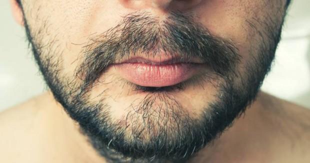 Брадите и мустаците не представляват благоприятна среда за разпространението и