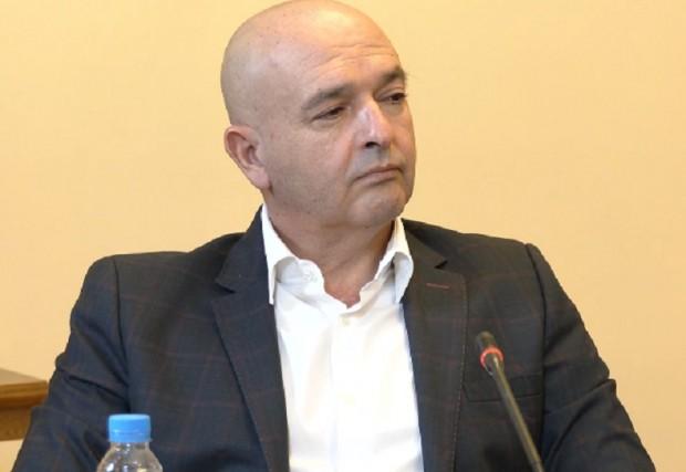 Господарите Министър-председателят Бойко Борисов и началникът на щаба за борба