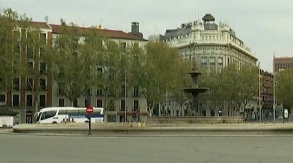 Нова твЗаради бума от заразени и смъртните случаи в Испания,