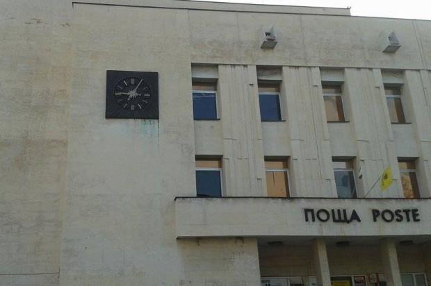 Пощенските клонове във Варна ще бъдат дезинфекцирани преди да започне