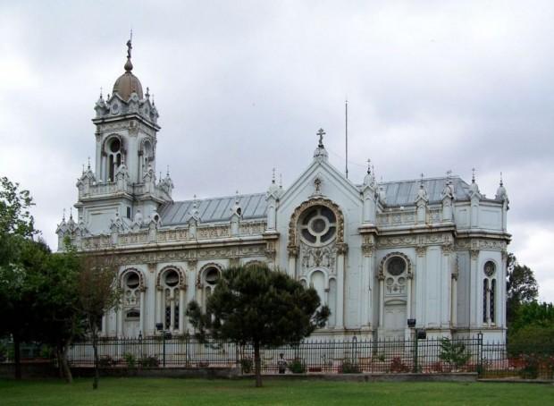 > Църквата