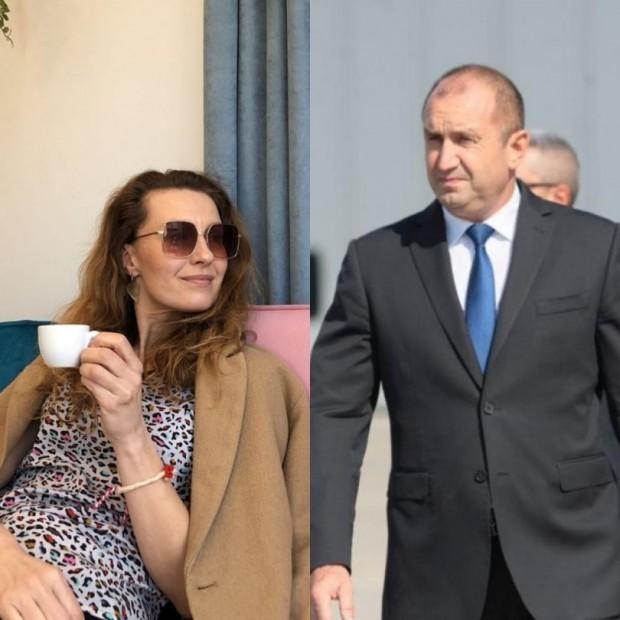 Неочаквано признание направи първата съпруга на президента Румен Радев. Красивата