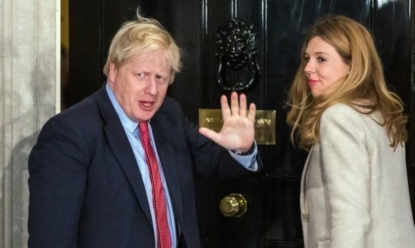 Бременната годеница на британския премиер Борис Джонсън има коронавирус. Кари