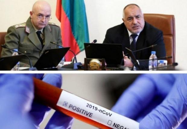 Ген. Венцислав Мутафчийски даде нова информация относно заразените с коронавирус