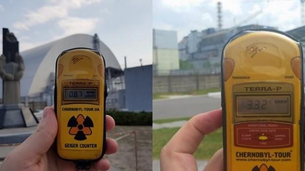 16 пъти над нормата на радиацията заради горски пожар в