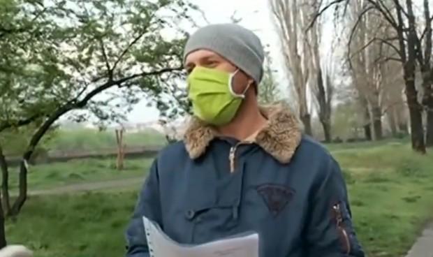 Пловдивчанин изпуши на брега на река Марица най-скъпата цигара в